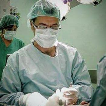 Primera transferencia nerviosa paciente tetraplejico