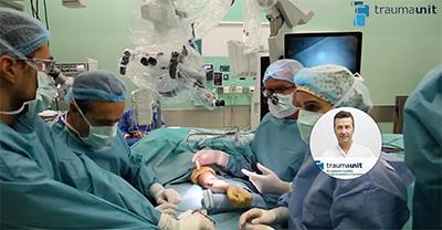 cirugia de transferencias nerviosas