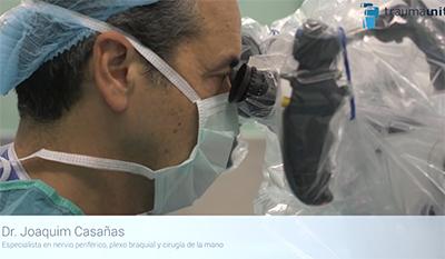 cirugia de la mano transferencias nerviosas